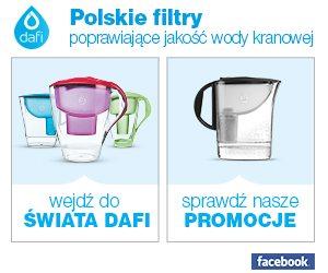 Polskie filtry - poprawiające jakość wody kranowej
